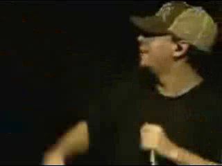 Linkin Park -  It's Going Down (Live @ K-ROQ Accoustic X-Mas 2003, LA)