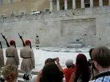 Почетный караул в Греции